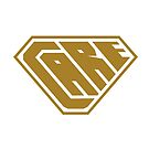 Care SuperEmpowered (Gold) by Carbon-Fibre Media