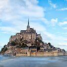 Mont St Michel by Bevlea Ross