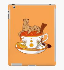 Orange and Cinnamon Tea iPad Case/Skin