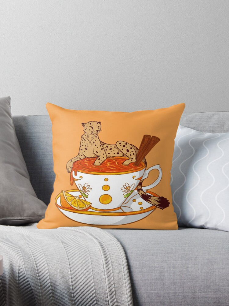 Orange and Cinnamon Tea by DrownedCalamari