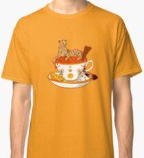 Orange and Cinnamon Tea Classic T-Shirt