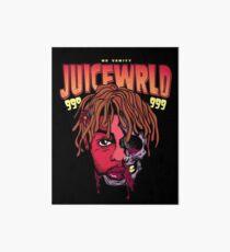 juice wrld Art Board Print