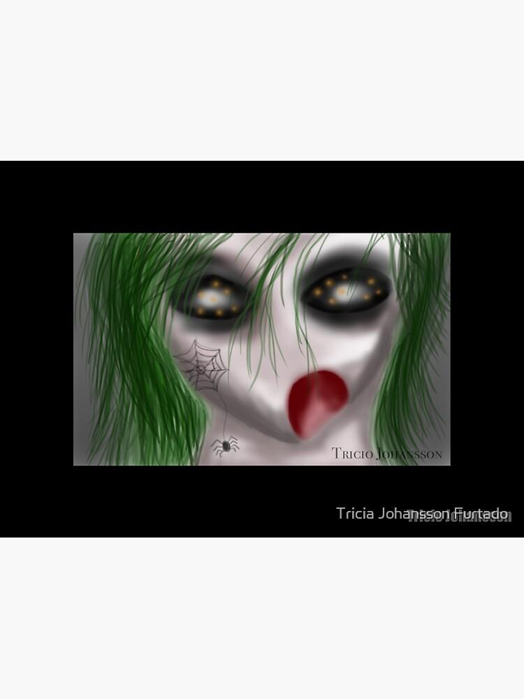 Green demon by triciafurtado