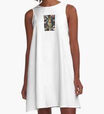 Henry VIII  A-Line Dress