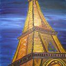 Twinkle Twinkle Little Eiffel by bkm11