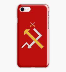 Girls und Panzer - Pravda iPhone Case/Skin