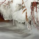 Icy Grotto by Mike Oxley