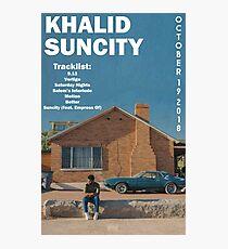 Khalid Suncity Fotodruck