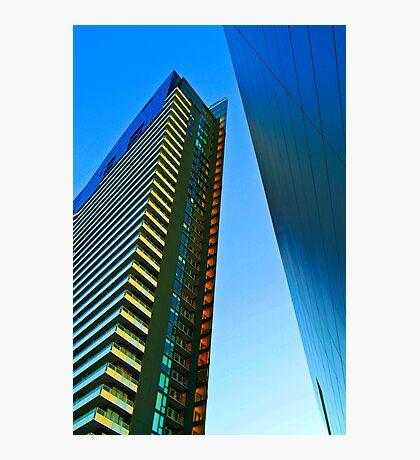 Sharp Architecture Photographic Print