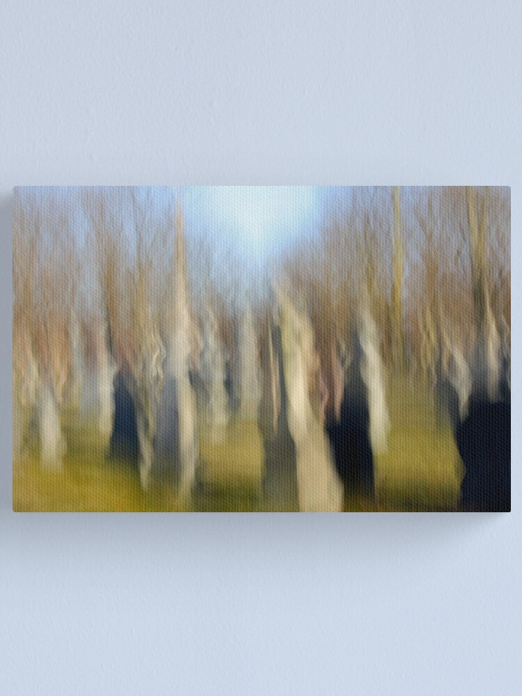 Alternate view of Souls Emerging Canvas Print