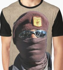 c3a56b2299f15 Brown Beret 2017 Graphic T-Shirt