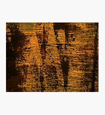Grunge Texture Background Photographic Print