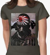 Kamikaze Women's Fitted T-Shirt
