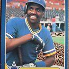 442 - Alvin Davis by Foob's Baseball Cards
