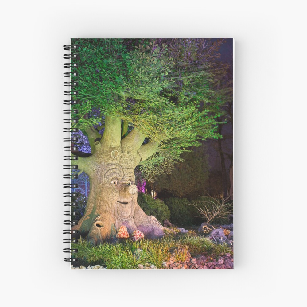 Sprookjesboom Spiral Notebook