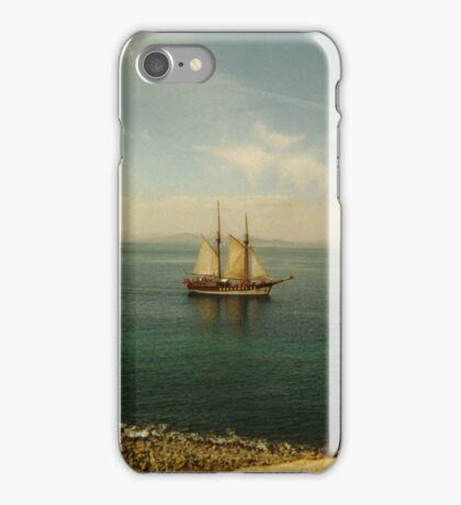 Sailing on the Ocean iPhone Case/Skin
