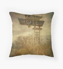 Lost America 3 Throw Pillow