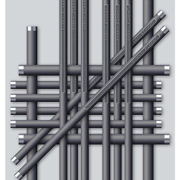 Carbon Fiber Rods2 by jenofuto