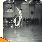 jump shot in '68......when shorts were short and we shot straight.... by Kevin McGeeney