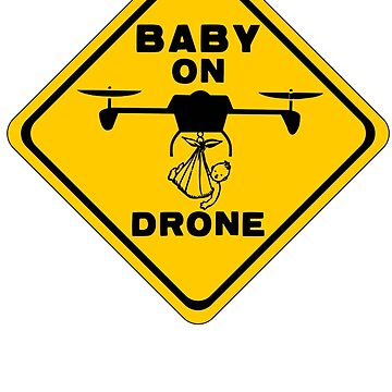 Baby On Drone by GUS3141592