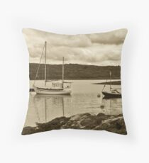 Safe Haven 2 Throw Pillow