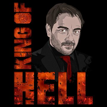 King of Hell Crowley by ElocinMuse