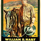 Vintage Hollywood Nostalgia The Desert Man Film Movie Advertisement Poster by jnniepce