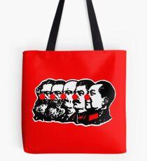 Communist clown Tote Bag