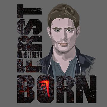 First Born Dean Winchester by ElocinMuse