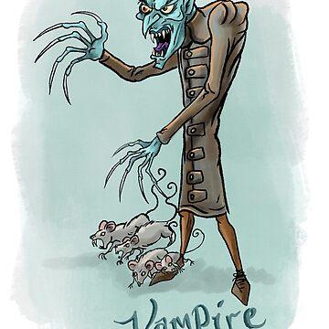 Vampire by Extreme-Fantasy