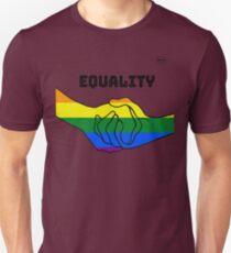 Equality Logo Slim Fit T-Shirt