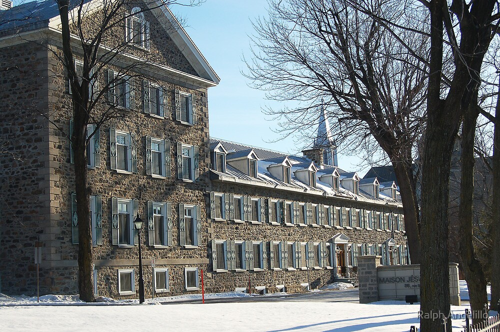 Jesus-Marie Convent, Longueuil, Québec by Ralph Angelillo