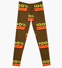 100% Satisfaction Guaranteed by Chillee Wilson Leggings