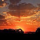 Idaho Sunset by JulieMaxwell