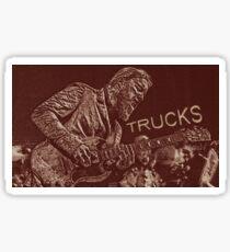 Derek Trucks Sticker