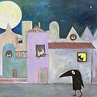 «ciudad de los gatos» de Marianna Tankelevich