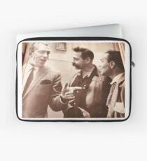 Ed Sullivan mit Wayne und Schuster Laptoptasche