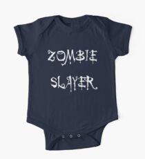 'Zombie Slayer' by Chillee Wilson One Piece - Short Sleeve