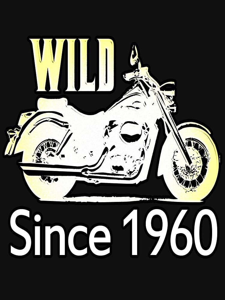 50th Birthday Gifts, Wild Since 1960! by birthdaygifts