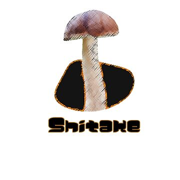 Shitake by theboonation