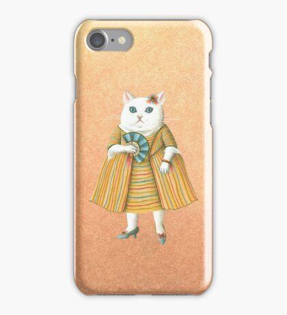 Mademoiselle iPhone Case/Skin