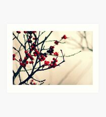 ...and then we fell in love. Art Print