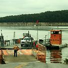Peel's Ferry  by Susan Russell