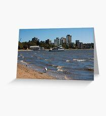 Matlida Bay Greeting Card