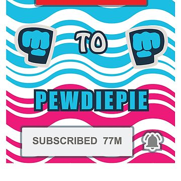 Subscribe to Pewdiepie vs T Series  by Jurzai