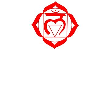 Muladhara (Root) Chakra by Lotusflower