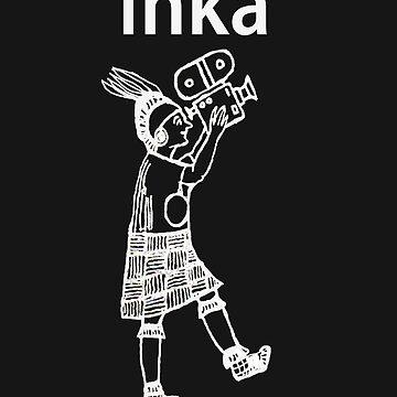 Inca photographer by erozzz