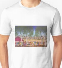 Outback At The Races Australia; SOLD Unisex T-Shirt