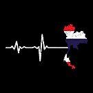 Herzschlag Thailand Geschenk von KingJames27x