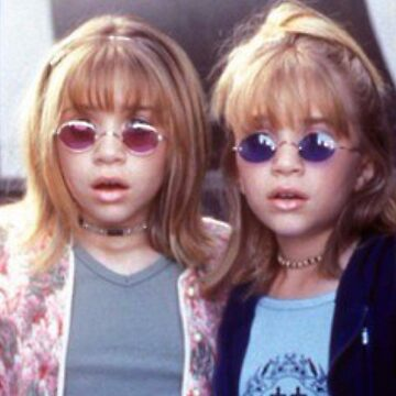 Mary Kate and Ashley vintage by nicoloreto